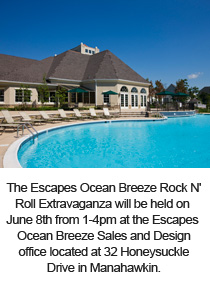 Ocean Breeze Rock n' Roll Extravaganza