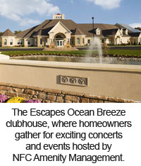 Escapes Ocean Breeze clubhouse